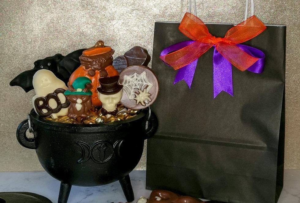 Halloween Chocolate Treat Bag