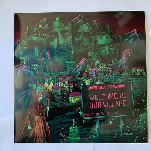 Welcome To Our Village Limited Edition Vinyl