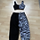 Thumbnail: Zebra print and black joggers set