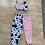 Thumbnail: Cow print joggers set