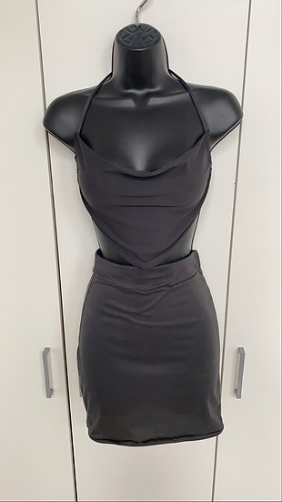 Cowl neck co ord