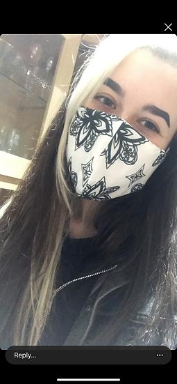 Sew high original mask