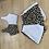 Thumbnail: Leopard print and white loungewear set
