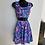 Thumbnail: Marble swirl skirt set