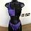 Thumbnail: Space print crop bikini set