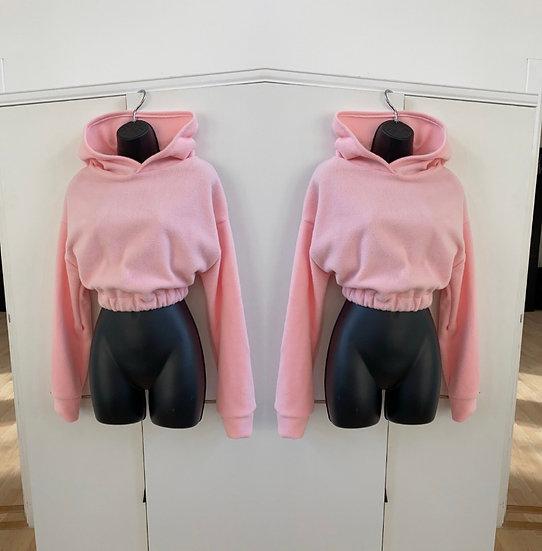 Crop hoodies