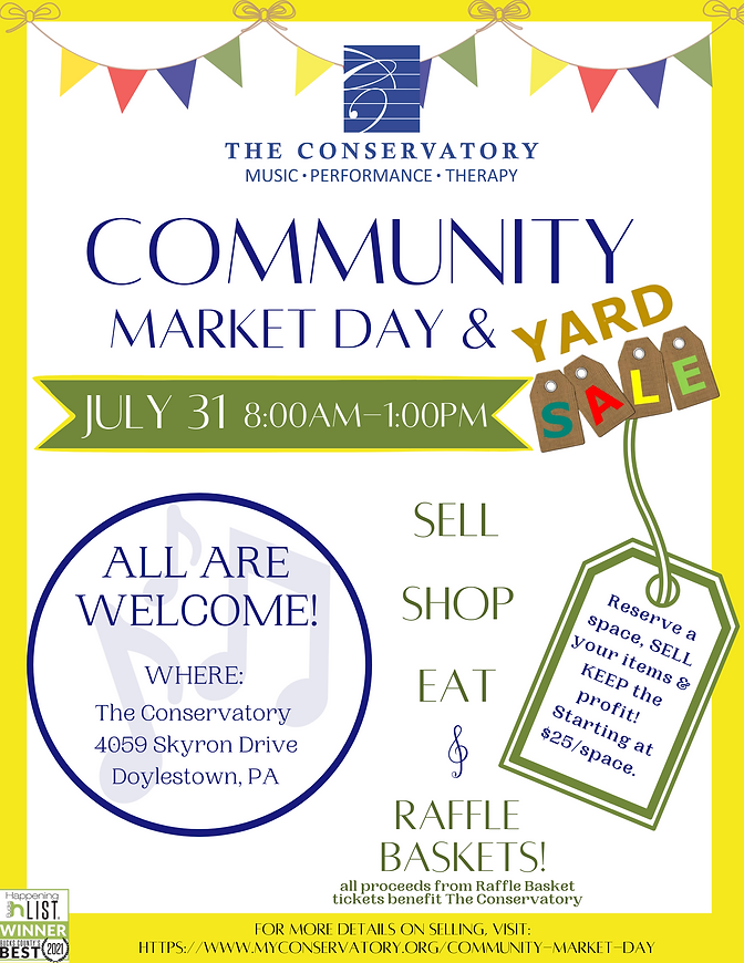 YARD SALECommunity Market Place Poster with QR code.png