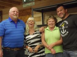 Team #6 - Ron, Sandi, Deb, Matt