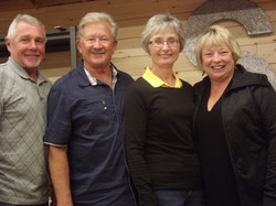 Team #4-Garry, Steve, Yvonne, Norma