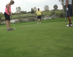 All it takes is one perfect putt!
