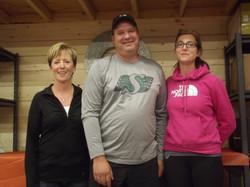 Team #5 - Sheryl, Colin, Kim, Dianne