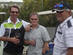 Randy, Pete and John