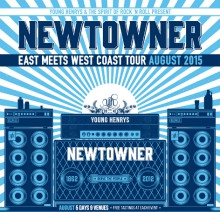Newtowner East Meets West Coast Tour
