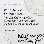 Dish Cookbook for Starlight Foundation