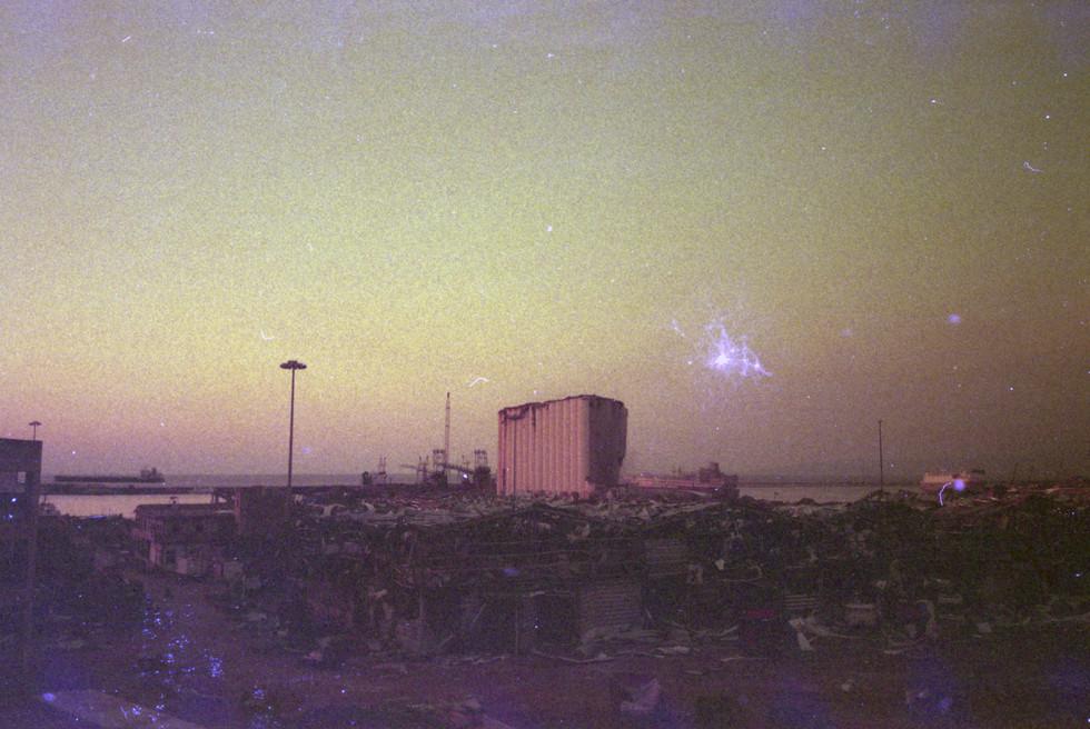 Cosmic Dust & Strange Skies