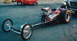dragster project