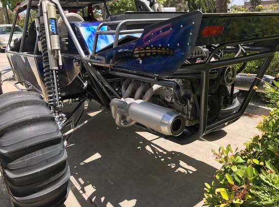 500HP LS2 motor