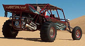 The sandstorm buggy by raw motorsports