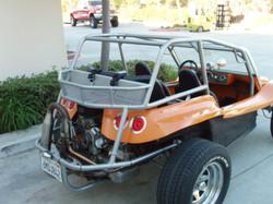 VW Manx restoration