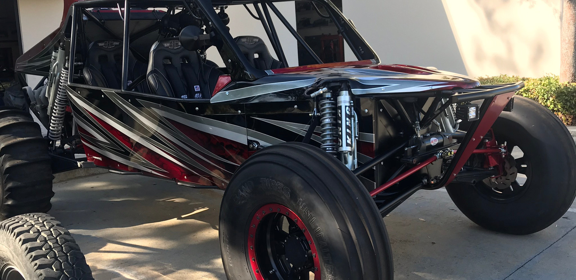 RAW Motorsports buggy for sale
