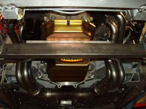 prowler oil pan to crossmember