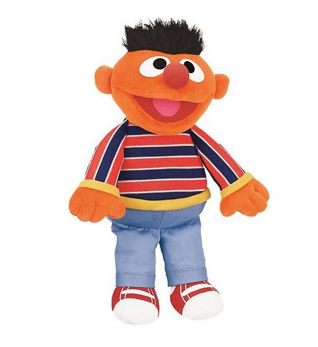 """Ernie Plush Toy 13"""""""