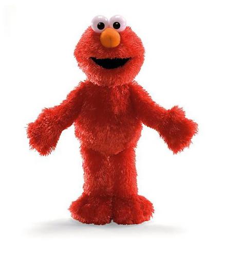 """Elmo Plush Toy 13"""""""