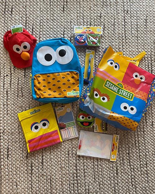 Sesame Street Show-bag