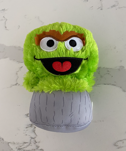Grouch Plush Toy 7""