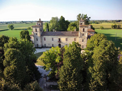 Castello Mina DS aerea