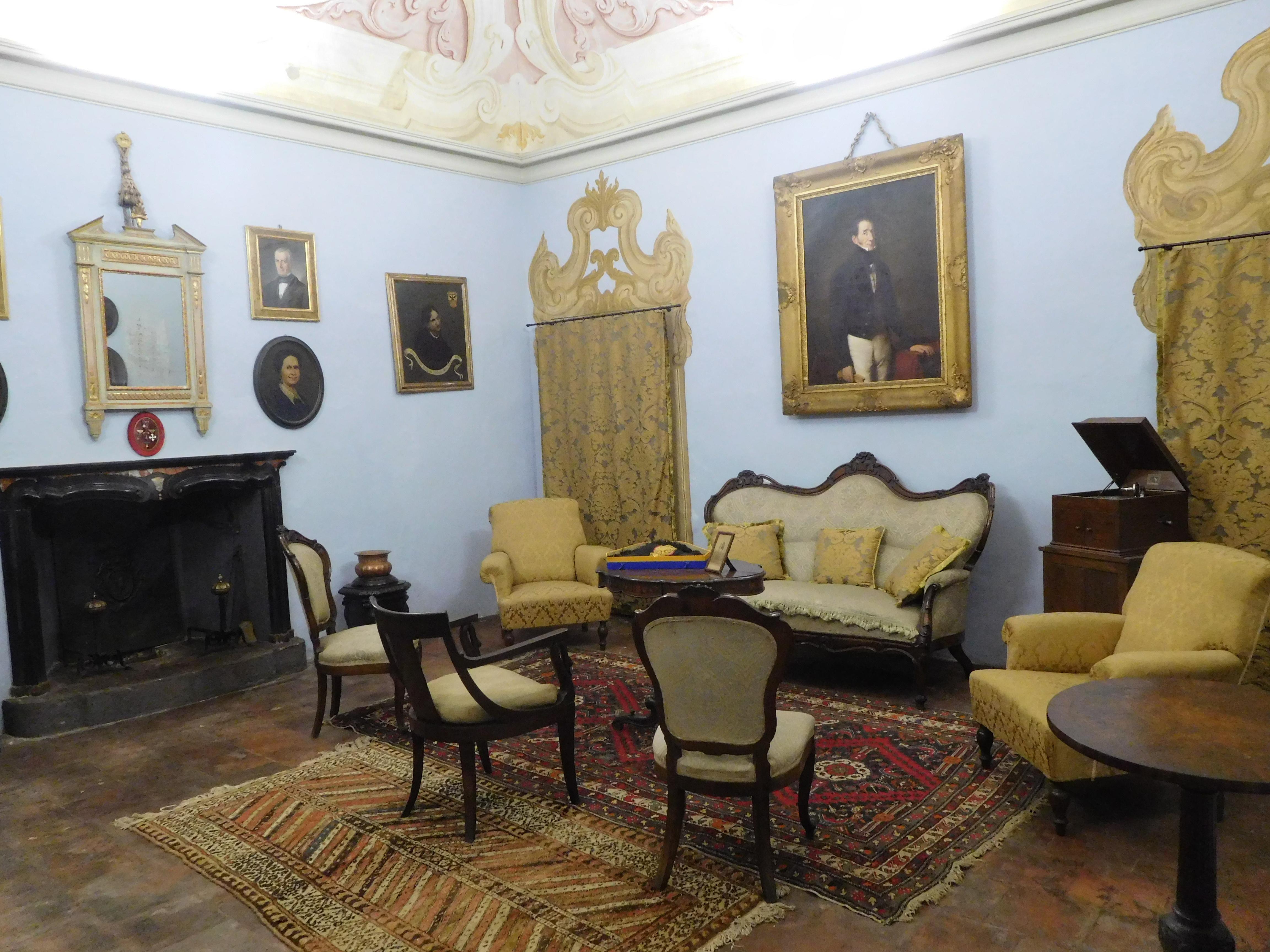 Sala degli antenati