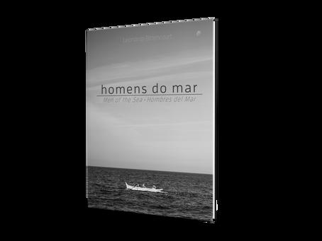 Livro HOMENS DO MAR aprovado na LIC2018