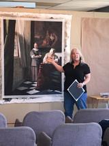 Jenny Knott critiques Wooksie's Vermeer.