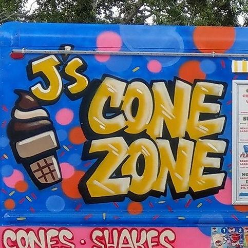 J's Cone Zone Truck