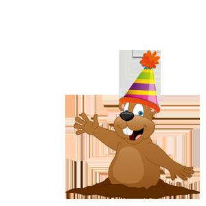 birthday gopher .png