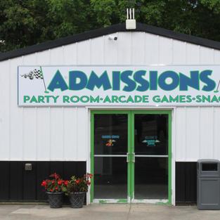 Admissions/Arcade