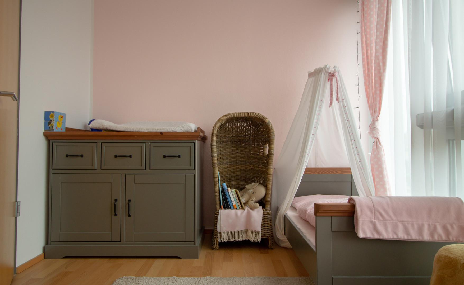 Atmosphäre Kinderzimmer