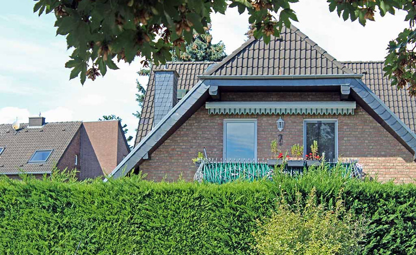 Zweifamilienhaus in Bergheim