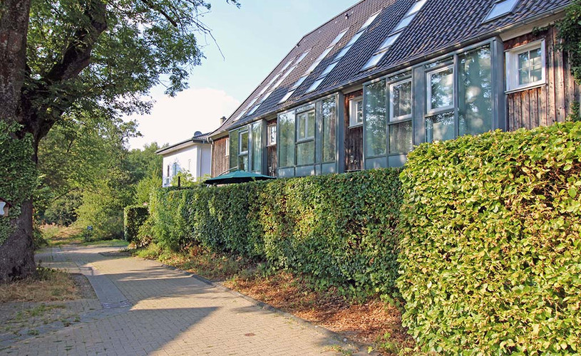 Modernes Bauernhaus in Rheinisch Bergischer Kreis