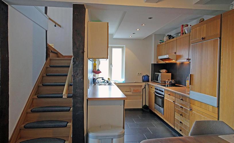 Rheihenendhaus mit offener Küche