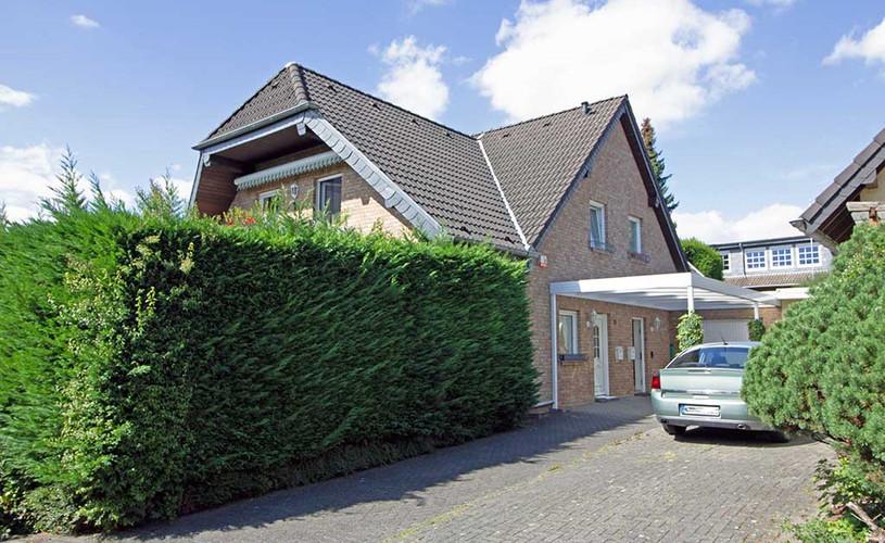 Mehrgenaerationenhaus in Quadrat Ichendorf