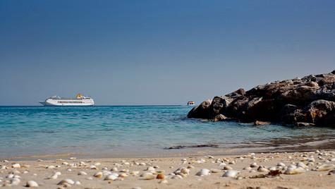Baniyas Island Arabian Gulf