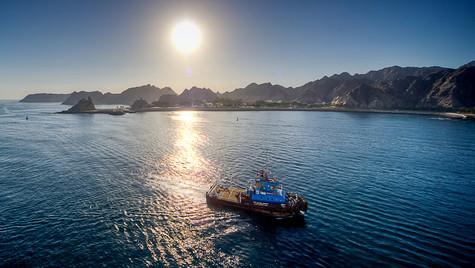 Port of Muscat Oman