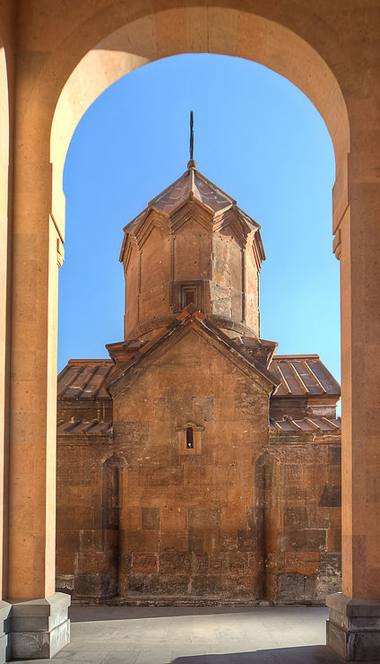 3rd Century Church Yerevan Armenia.jpg