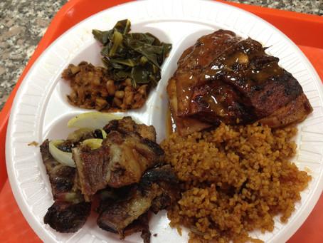 I Take Back Everything Bad I Ever Said About Midtown: B&D Halal Restaurant