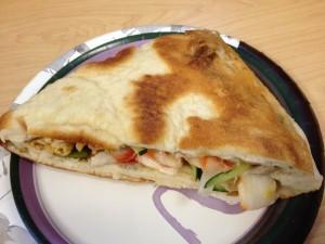 Kimchi in my Sandwich I know, I know, it's serious