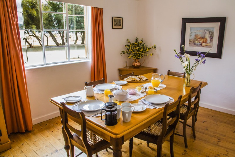 Trymore Cottage | Dining room