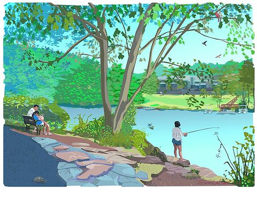 Lake Life #8