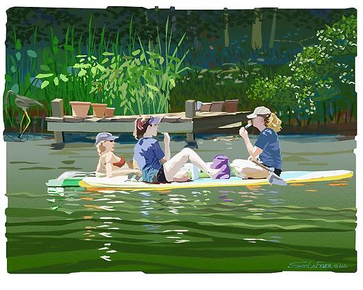 Lake Life #4