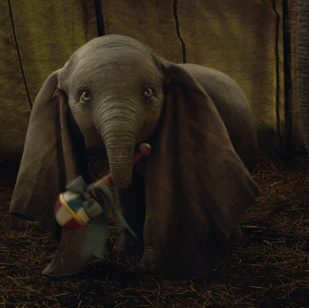 Legacy | See Dumbo in Theaters March 29
